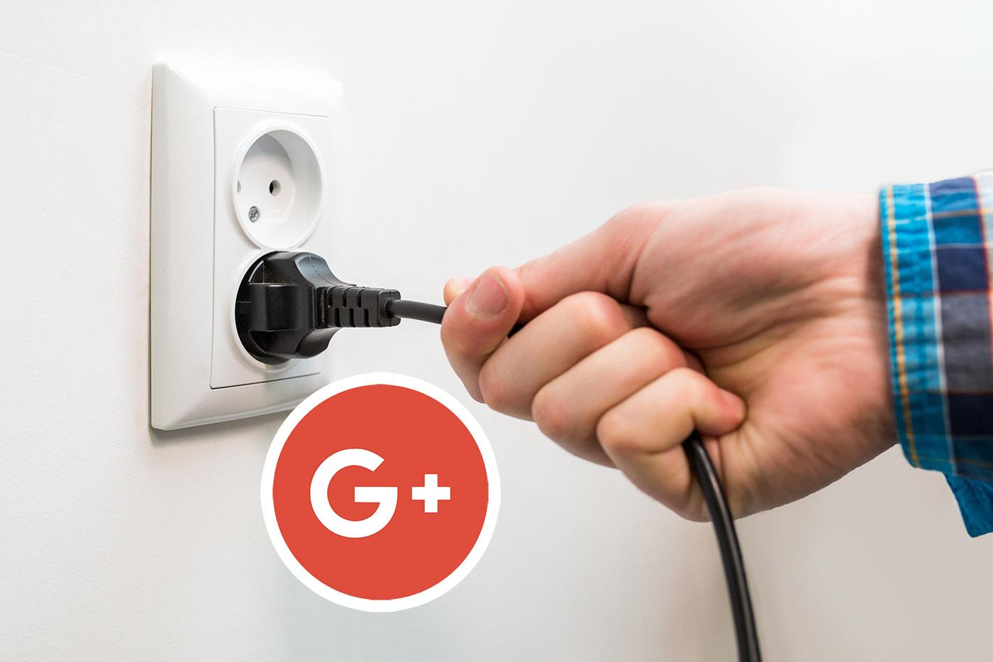 Google Schaltet Google+ Ab